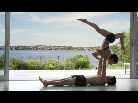 Thumbnail of video Acro Yoga