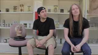 CARCASS - Surgical Steel - Track By Track Interview (PART 2)