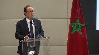 بالفيديو..فرانسوا هولاند يُحاضر بمتحف محمد السادس للفن الحديث والمعاصر بالرباط   |   قنوات أخرى