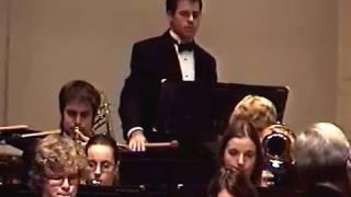 University of Iowa - Concert Band 2006 - Dan Lesieur