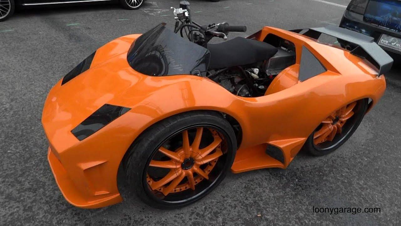 Lamborghini Bike Concept Cars