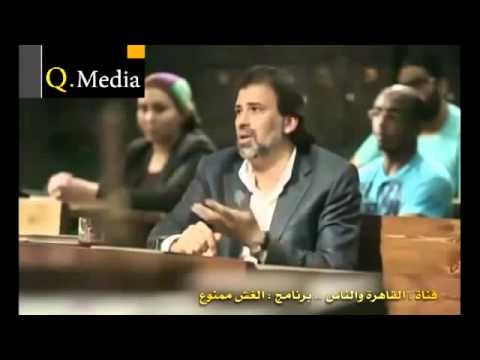 خالد يوسف أنا مع قيام ابنتي بأدوار إغراء وحرية الإلحاد
