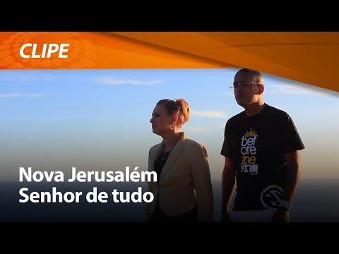 Senhor de Tudo - Nova Jerusalém (Clipe Oficial) Graça Music