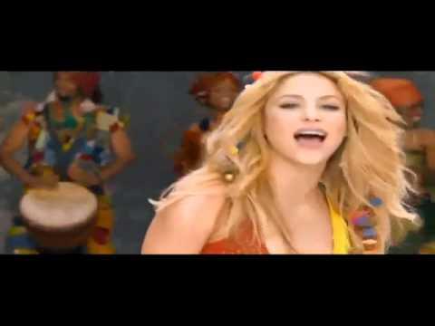 Waka Waka - Shakira official video (cantata in italiano).flv