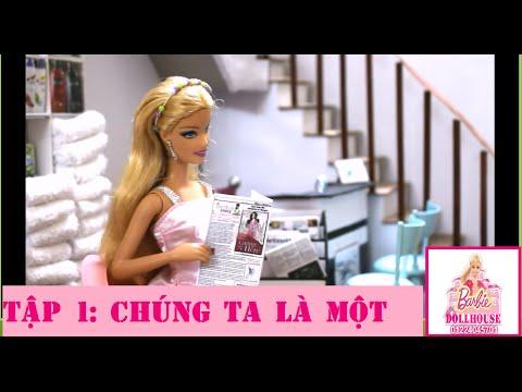 Phim búp bê Barbie - Cỏ 4 lá- Tập 1: Chúng ta là một.