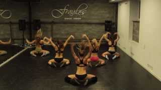 BOOTY/ TWERK choreo by DHQ Fraules on