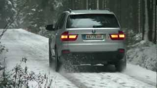 BMW X5 3.0d-acceleration, Sound, Driving And More