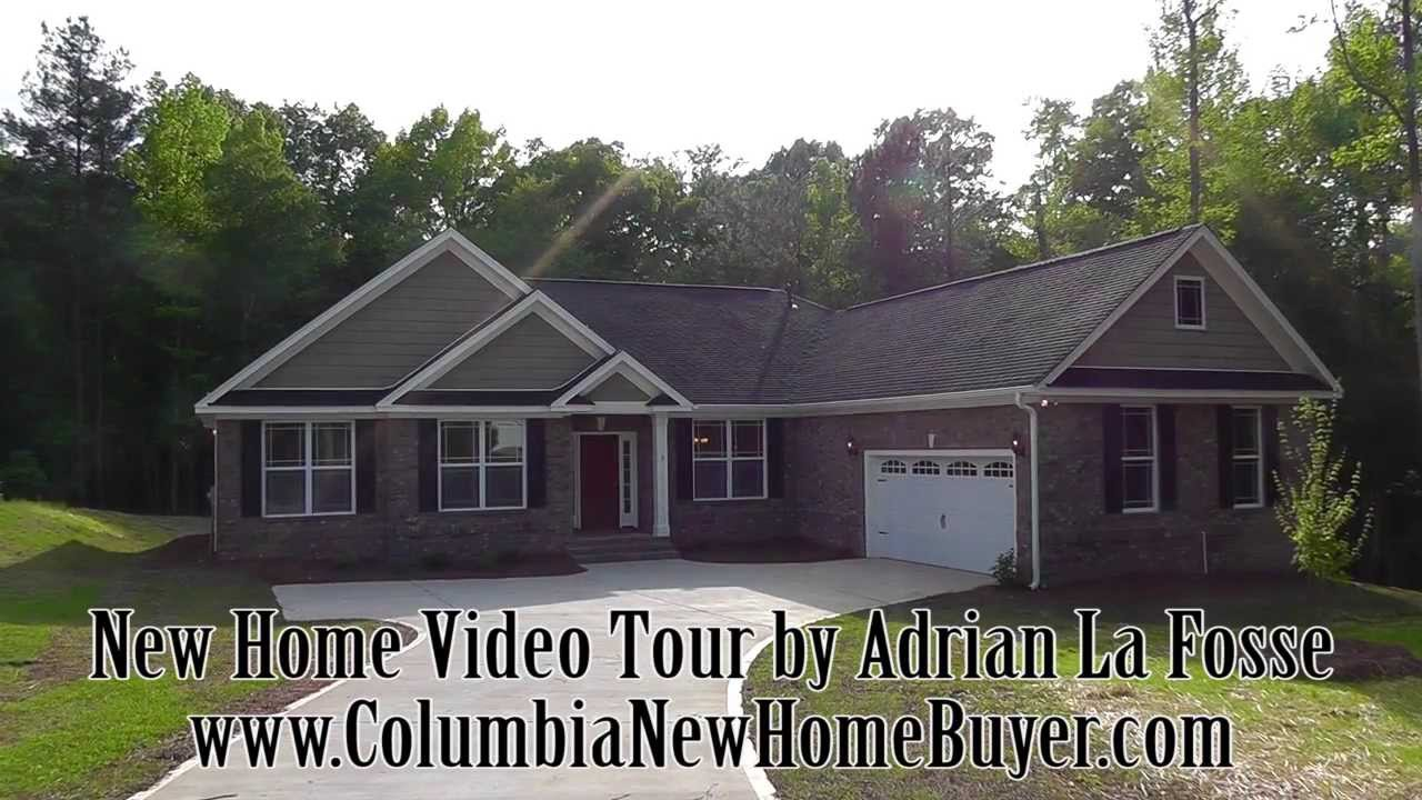 Fortress builders custom one story new home in columbia sc for New construction single story homes