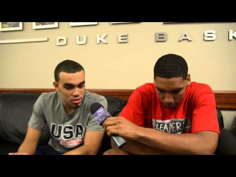 1 on 1 with the Freshmen: Tyus Jones