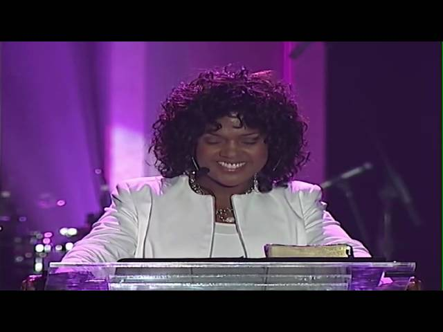 "CeCe Winans Sings---""You're So Holy""---@ Always Sisters Conference"