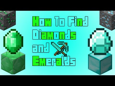 how to easily find diamonds in minecraft