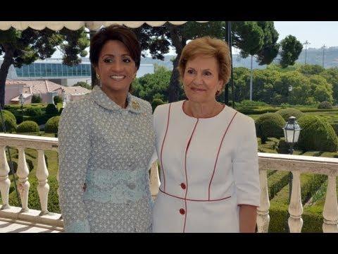 Primera Dama de Portugal dice Gobierno de su país apoyará planes del CAID en RD