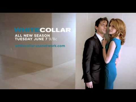 """White Collar"" Season 3 Promo, ""White Collar"" will return for its third season on Tuesday, June 7 at 9/8c on USA Network"