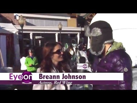 Breann Johnson - Interview at Sundance Film Festival