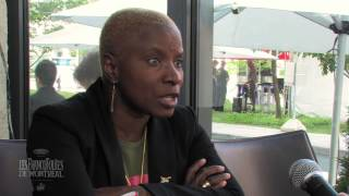 Angélique Kidjo - Interview 2/2 (French)