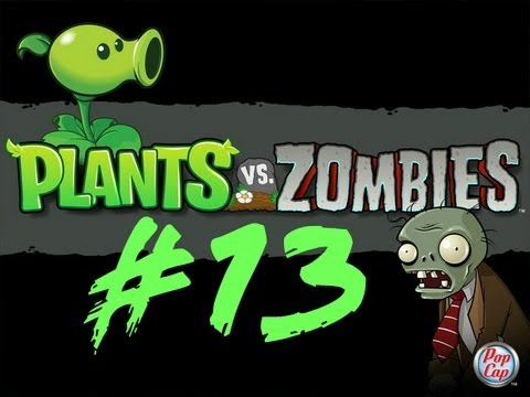 بلانت فس زومبي Plants vs. Zombies #13