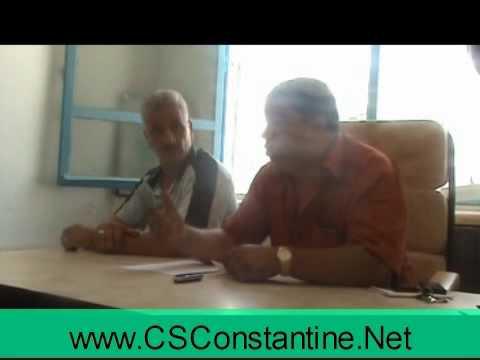 Conférence de presse du présient Ounis (4)