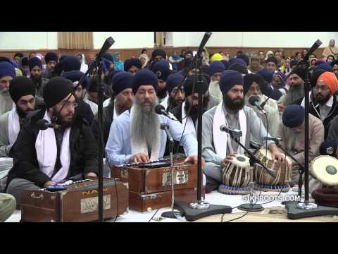 Bhai Harpreet Singh - Bay Area Smagam 2014 (Friday PM)