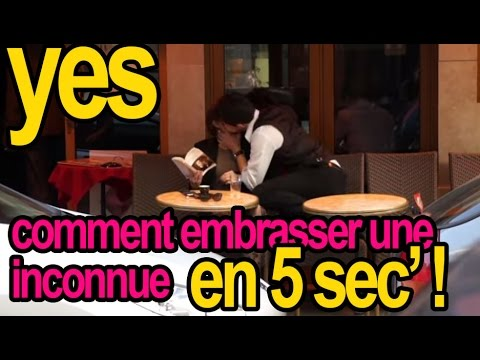 image vidéo Comment embrasser une fille en moins de 5 secondes !