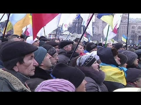 Possible Ukraine-Russia customs union provokes fresh protests in Kyiv