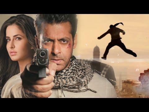 EK THA TIGER - Digital Poster - Salman Khan & Katrina Kaif - Releasing 15th August 2012