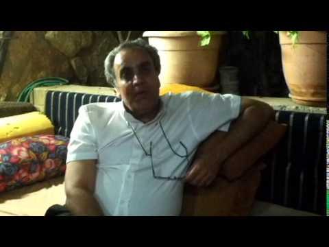 جلسة في بيت الحاج ابو جمال سرحان