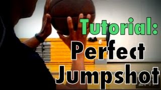 Perfect Jumpshot Tutorial Where To Place Your Hands When