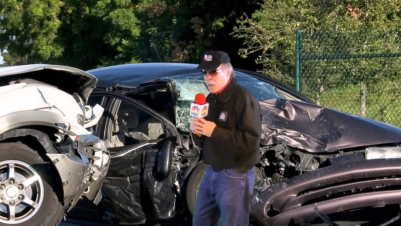 Gruesome Car Crash YouTube
