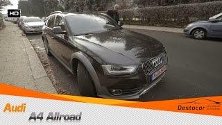 Осмотр Audi A4 Allroad 2013 год Денис Рем Дестакар