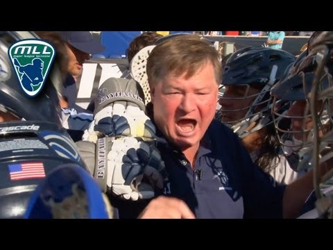Sounds of the Game: 2013 MLL Championship