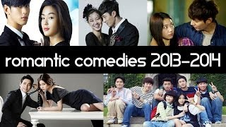 Top 5 Korean Romantic Comedies Of 2013 2014 Top 5