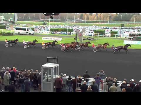 Vidéo de la course PMU PRIX GENY.COM - PARIS TURF - PRIX MAURICE DE FOLLEVILLE