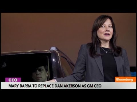 GM's Mary Barra: I've Always Been Evaluated on Results