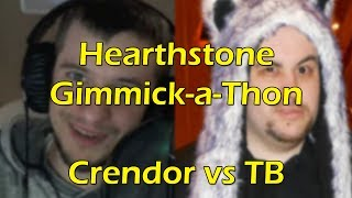 Crendor vs Total Biscuit Gimmick-a-thon