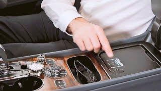 Bentley Bentayga Biometric Storage. YouCar Car Reviews.