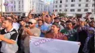 العدالة و التنمية والعدل والإحسان يتضامنون مع إخوان مصر | شوف الصحافة