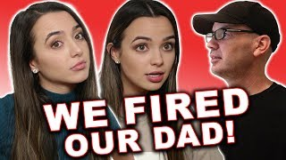 WE FIRED OUR DAD - Merrell Twins Exposed ep.5