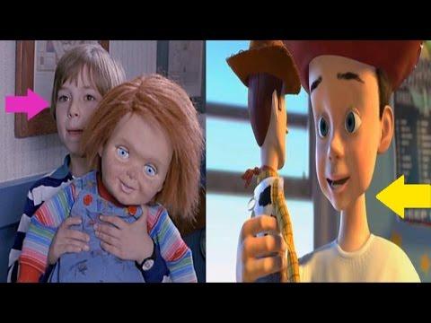 Errores, curiosidades y secretos de Chucky: El muñeco diabólico / Child's Play (1,2,3,4,5 & 6)