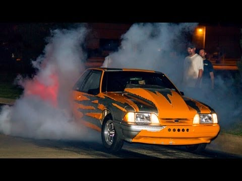 FREE 1320Video DVD - Cash Days VII - 1000+ hp cars on the STREET!