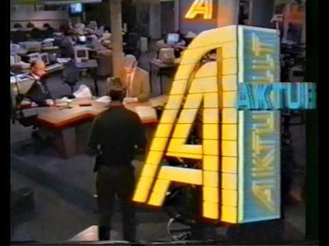 TV-inslag från SD:s demonstration i Växjö 1994