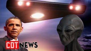 Obama quyết định tiết lộ bí mật người ngoài hành tinh trước khi Trump nhậm chức?   CDT NEWS
