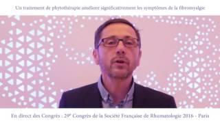 Un traitement de phytothérapie améliore significativement les symptômes de la fibromyalgie