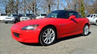 2004 Honda S2000 Start Up, Engine, In Depth Tour, and Test Drive videos