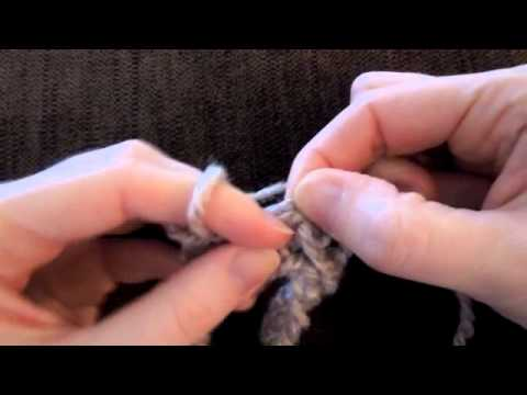 Crocheting Your Fingers : Crochet) How To - Finger Crochet - YouTube