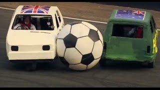Top Gear Car Football: England vs Australia