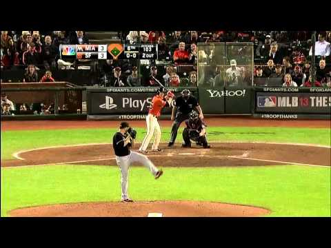Tim Lincecum 2013 Highlights