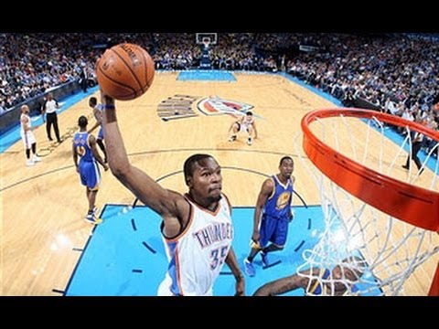 Kevin Durant Scores a Career-High 54 Points!