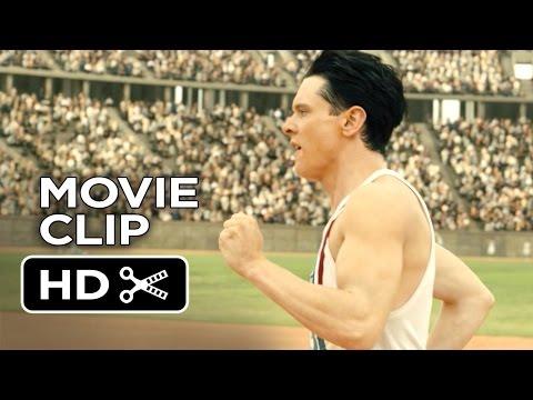Unbroken Movie CLIP - Berlin Olympics (2014) - Jack O'Connell Movie HD