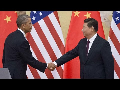China and U.S. Agree to Cut Down Carbon Emissions