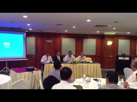 Sam Rainsy Talks about Decentralization in Cambodia